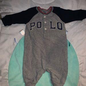 Polo Ralph Lauren onesie
